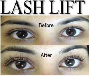Domani Salon Eyelash Lift