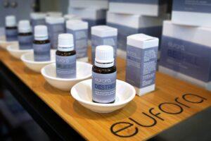 Domani Salon and Spa Essential Oil Products
