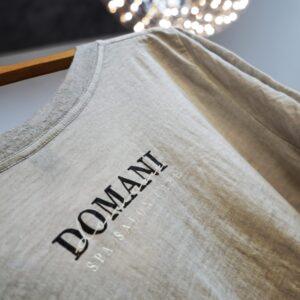 Domani Spa, Salon and Cafe T-shirt