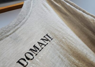Domani Spa, Salon and Cafe T-shirt