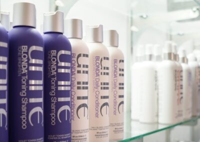 Unite Products at Domani Salon and Spa