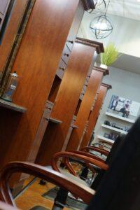 Domani Salon Service Area