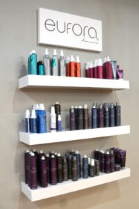 Products Service at Domani Salon and Spa