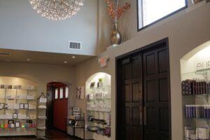 Hair Products at Domani Salon and Spa