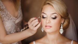 Bridal Make Up at Domani Salon and Spa