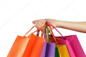 Shopping Holding Bags