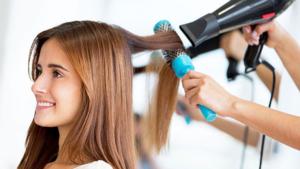 Hair Service at Domani Salon