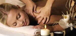 Massage at Domani Salon